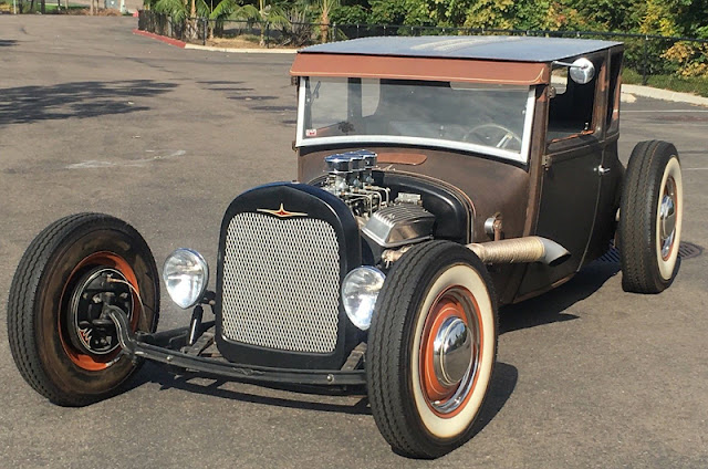 1928 model t ford