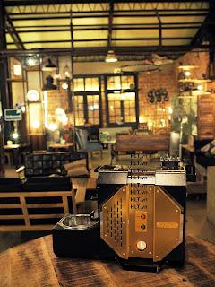 Máy rang cafe Agosto