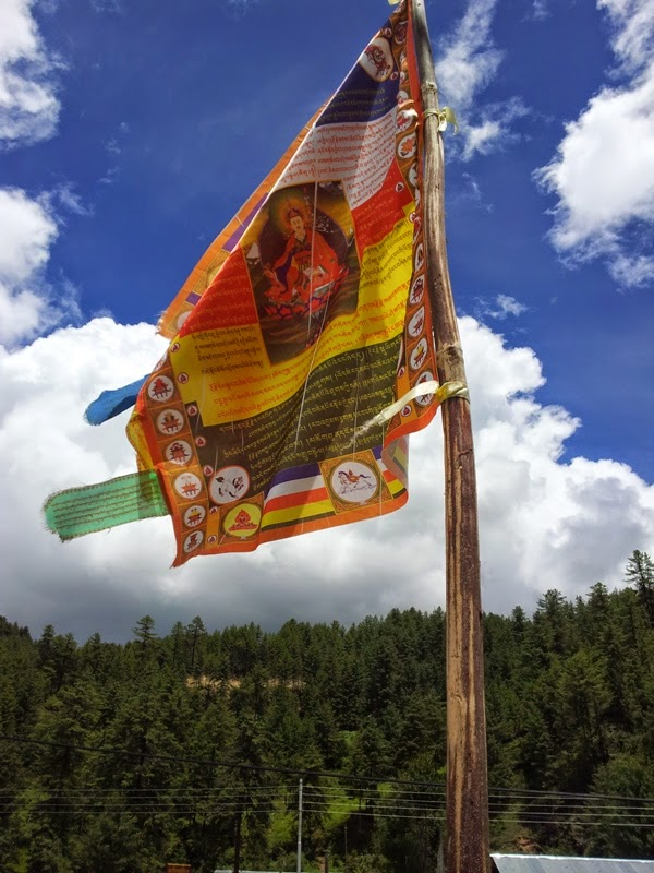 From Down Under to the Top of the World: Dzongkha