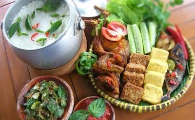 Gambar Resep Nasi Liwet Sunda Paling Sedap