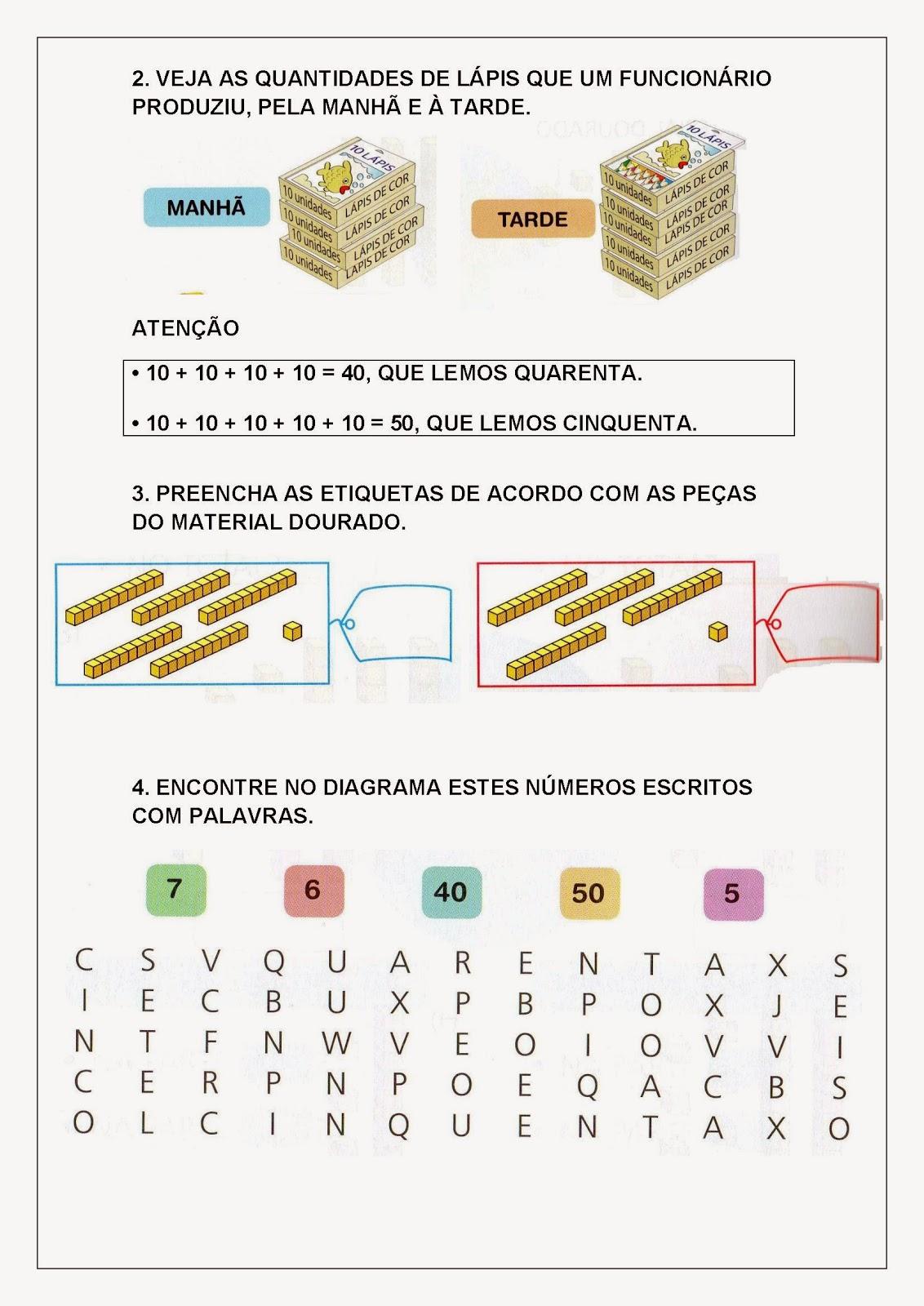 Atividades Educativas de Matemática - Parte 2