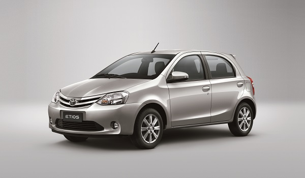 Ficha Tecnica Toyota Etios