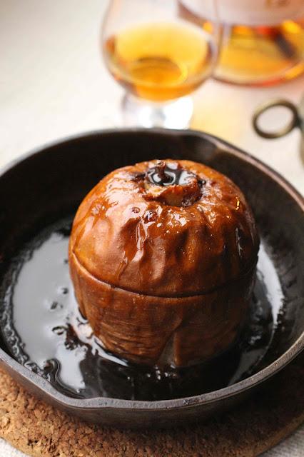 pomme cuite cuisson lente