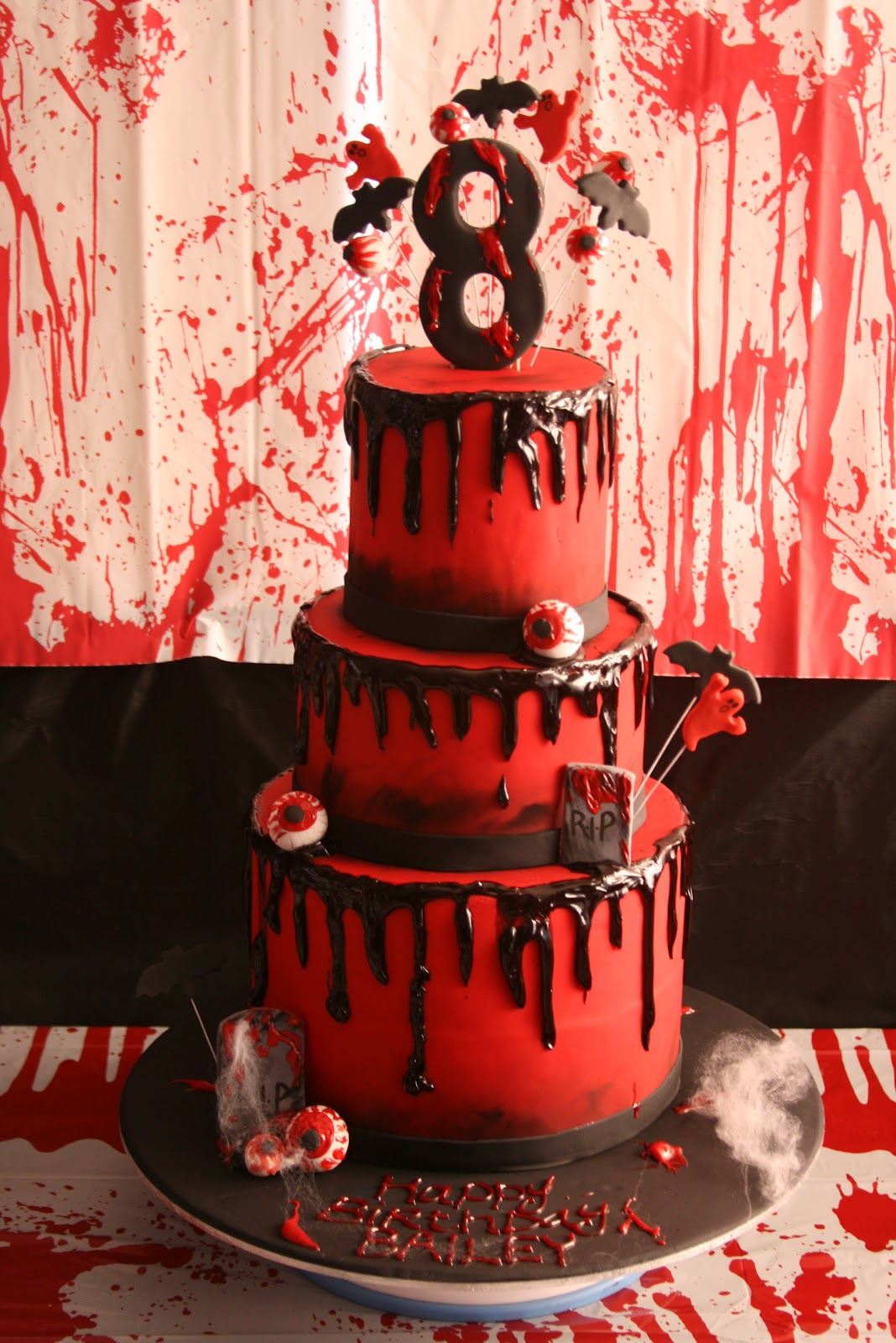 Sweet Tooth Cake Creations