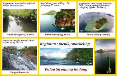Paket Tour Wisata Padang Bukittinggi Minangkabau Sumatera Barat, Sewa Rental Mobil di Padang