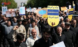 الولايات المتحدة تدين اعتقال المتظاهرين السلميين في إيران