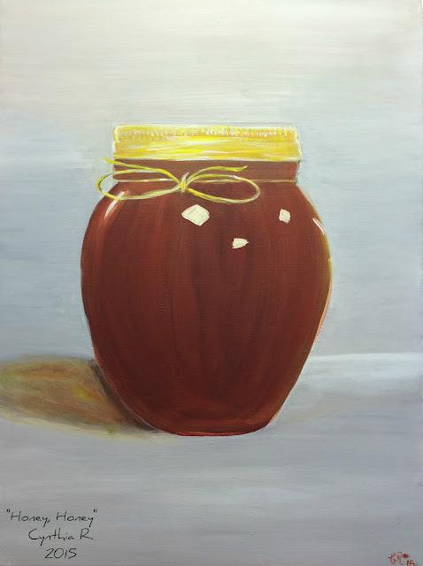miel en jarra, jarra de miel