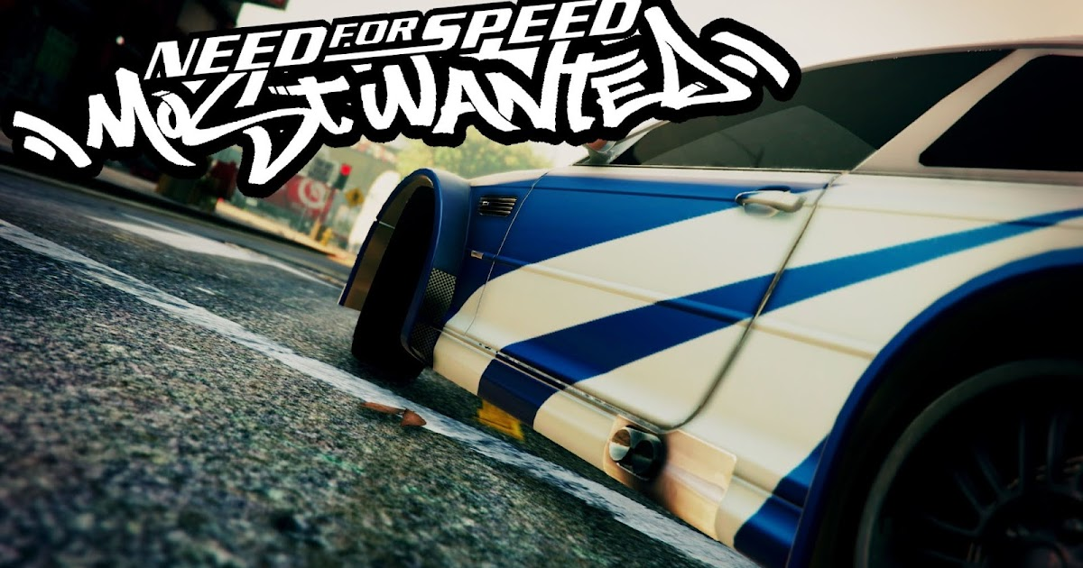nfs most wanted black edition pc free
