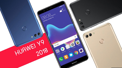 Huawei Y9 (2018) Specifications and Estimated Cost