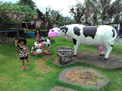 Lokasi Agrowisata Bhakti Alam Pasuruan Jawa Timur