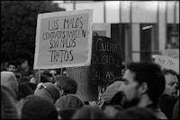 manifestacion,valencia,8M,feminista,cartel,fotografia