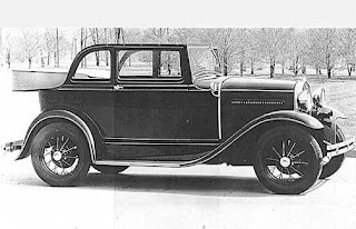 Baurspotting: More Non-BMW Baur-Type Cabriolets: The 1931 Ford ...