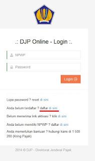 Cara Aktivasi EFIN untuk E-filing Pajak di DJP online