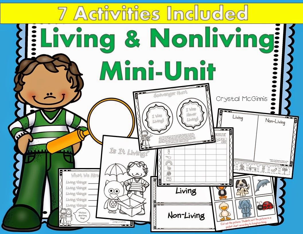 Living Amp Non Living Unit