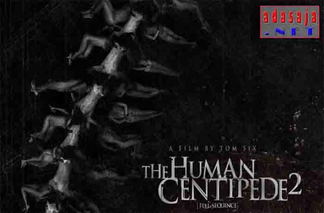 the human centipede 2 film sadis yang dilarang untuk diputar