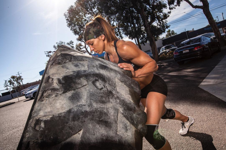 Miranda Oldroy to the CrossFit Games