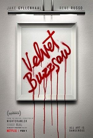 Filme Velvet Buzzsaw - Original Netflix 2019 Torrent
