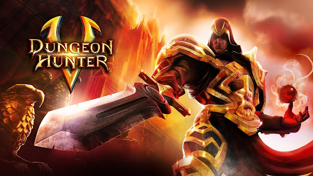 Dungeon%2BHunter%2B5 Dungeon Hunter 5 v2.4.0i APK + DATA Android
