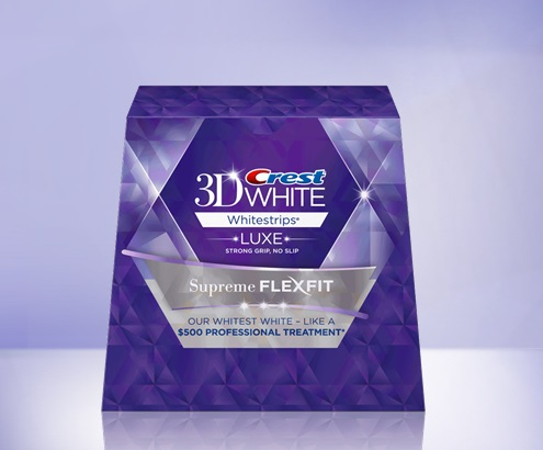 Getting That Bride-Winning Smile With Crest 3D Flexfit Whitestrips