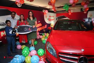 Raashi Khanna at Mirchi 95 Suno Mercedes Jeeto Contest Stills  0054.jpg