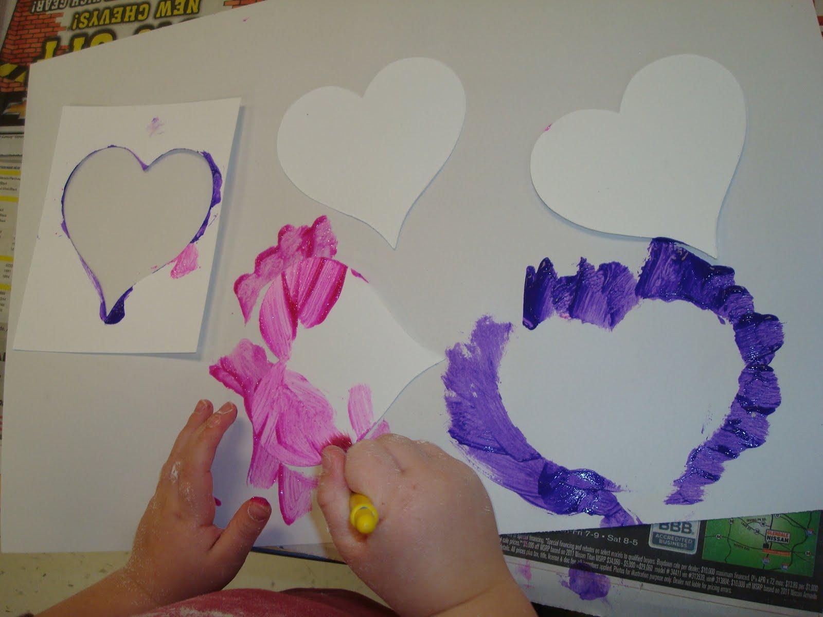 Trinity Preschool Mount Prospect Hearts Valentine S Day