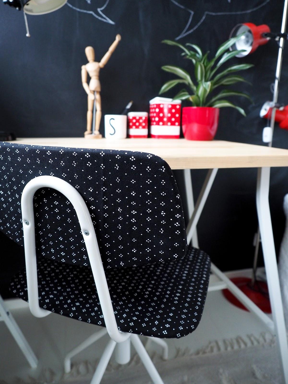 Marimekko Muija, verhoiltu tuoli