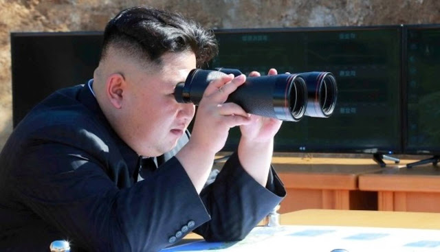 Corea del Norte disparó un misil que sobrevoló Japón