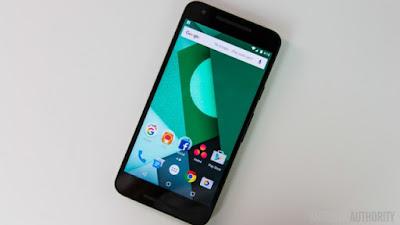 Smartphone Paling Top di Seluruh Dunia - Nexus 5x