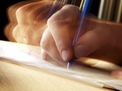 Resultado de imagen para handwritten letters
