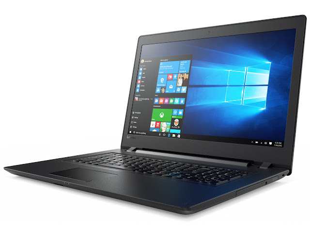 Side angle view of LenovoIdeaPad 110