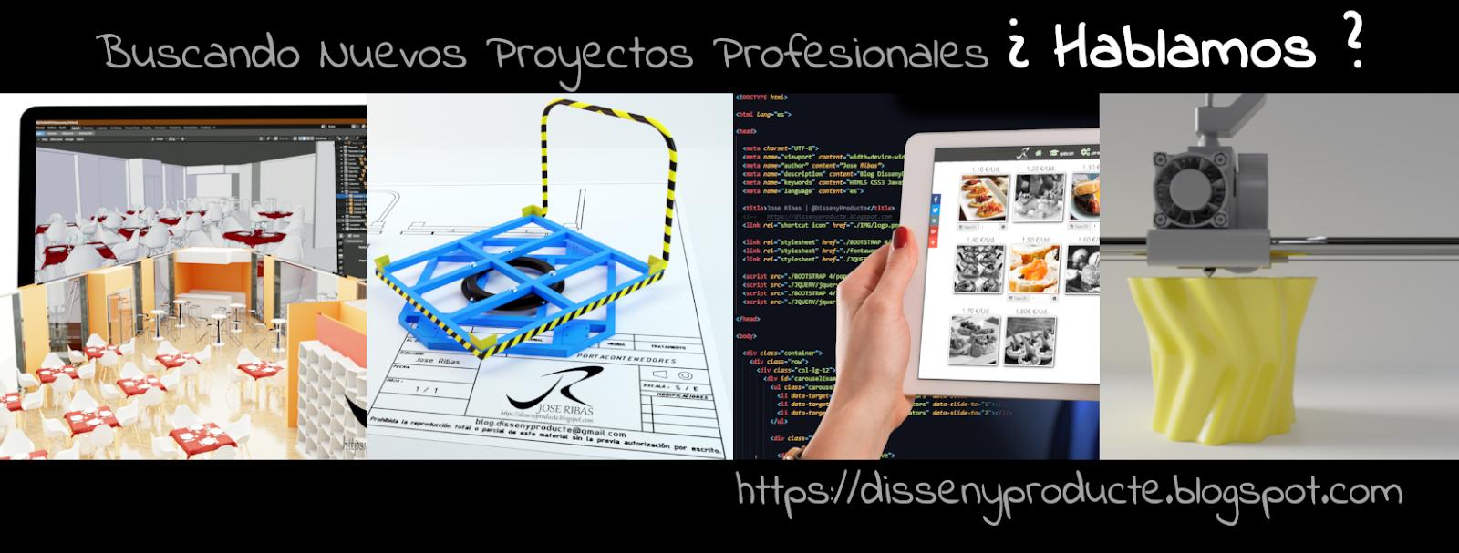 Jose Ribas | Blog Disseny Producte