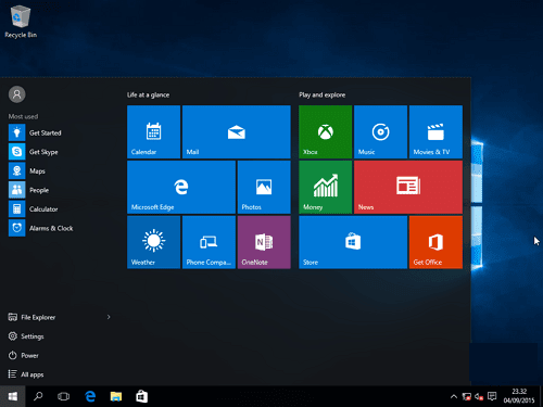 21 - Cara Install Windows 10