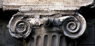 capitel templo  portunus - Templo de Portunus