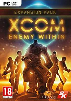 XCOM Enemy Within PC [Full] [Español] [MEGA]