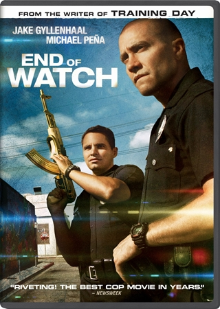 End of Watch DVDR NTSC Español Latino