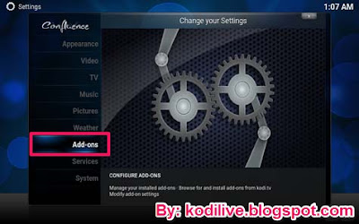 How To Install Fusion Addon In Kodi Step 7