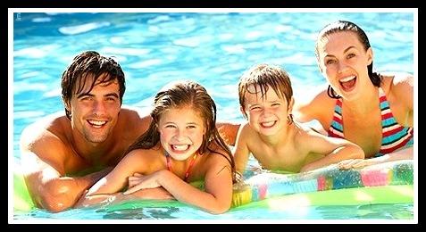 17b3ecbe5 Educando o Amanhã  Cuidado com as crianças na piscina! No verão ...