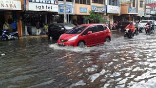 Tindakan Yang Penting Sebelum, Saat dan Setelah Banjir Melanda