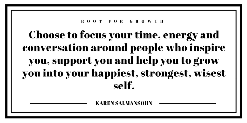 Choose your friends wisely and with caution quotes. Allocate your energy.