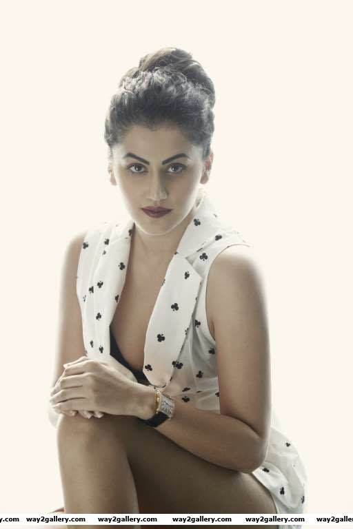 In  she also made her foray into Bollywood in Chashme Badoor Taapsee also featured in the hit  Akshay Kumar starrer BabyShe was recently seen in critically acclaimed Hindi film Pink