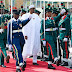 See Photos Of Buhari, Osinbajo, Saraki At Armed Forces Remembrance Day Celebrations In Abuja