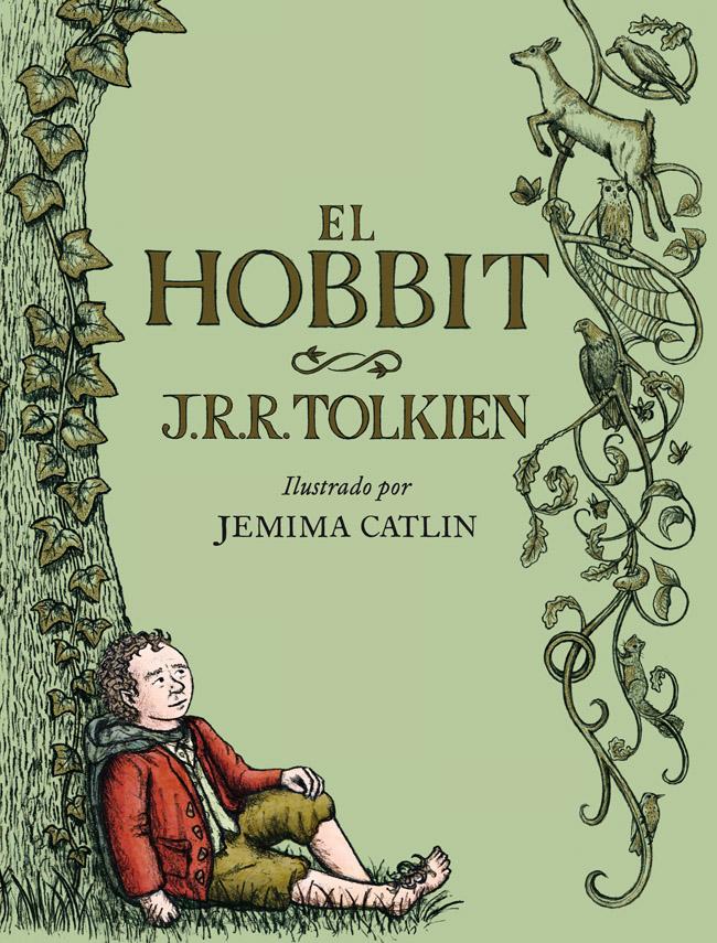 El hobbit – J. R. R. Tolkien