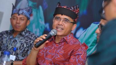 Leadership Award untuk Bupati Anas.