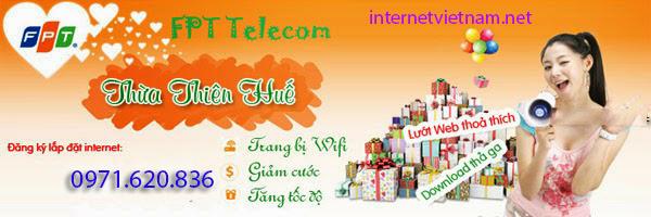 Đăng Ký Lắp Đặt Wifi FPT Tại Huế