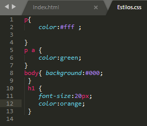 maquetación de páginas web con css