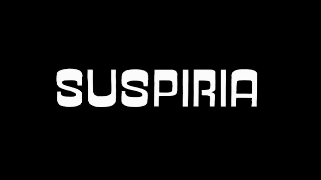 that's it. Just the title card for Suspiria