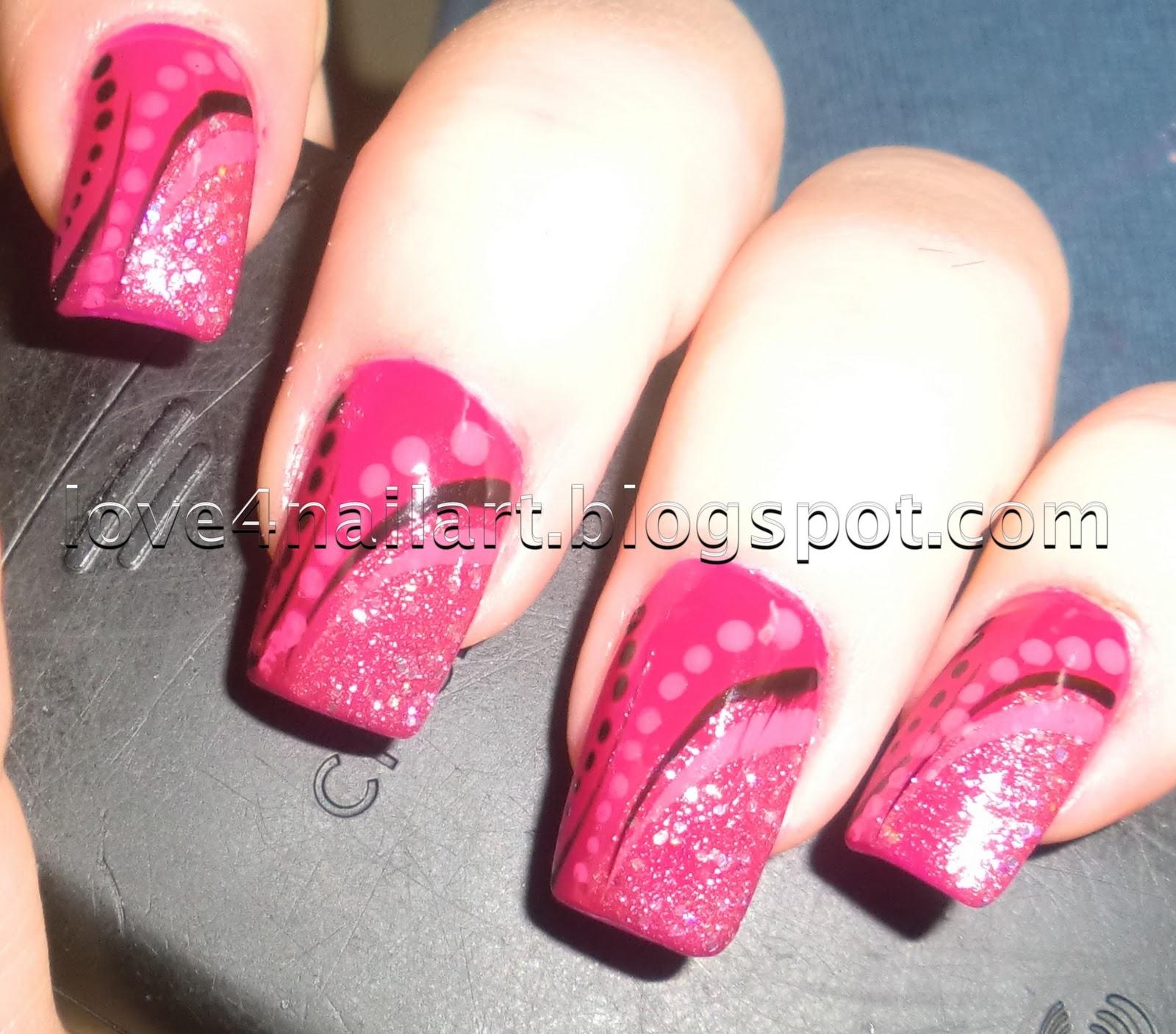 Love4NailArt: Simple Nail Art