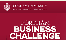 Fordham Business Challenge