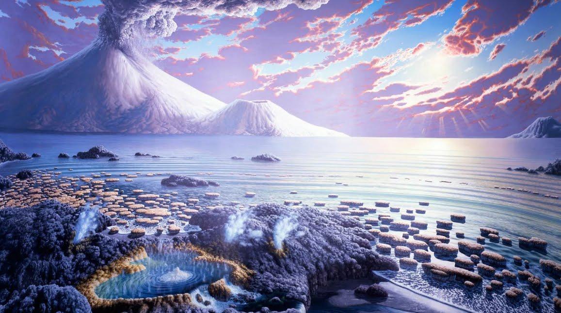 Vita dentro la Terra: Montagne e pianure scoperte a 660 Km sotto la crosta terrestre.