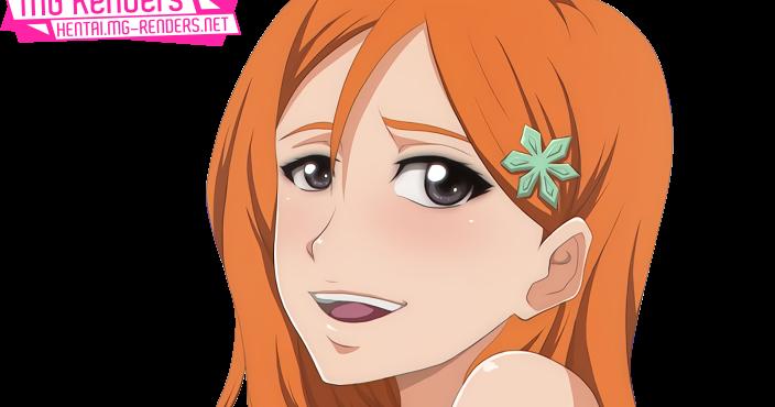 MG Hentai Renders: Bleach - Inoue Orihime Render 6